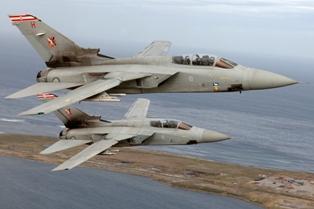 Tornado F3 jets