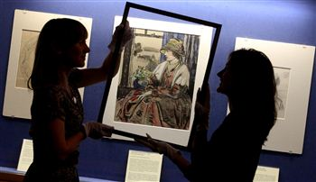 Famous masterpieces could be making the journey from Edinburgh to Glasgow