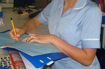 Numbers of Scottish NHS workers are at a record high