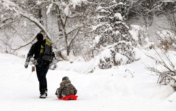 Teachers will walk to their nearest school if there is a repeat of last year's winter weather