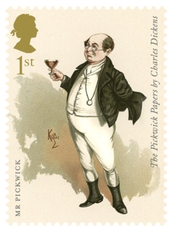 An analysis of the characterization in the pickwick papers by charles dickens