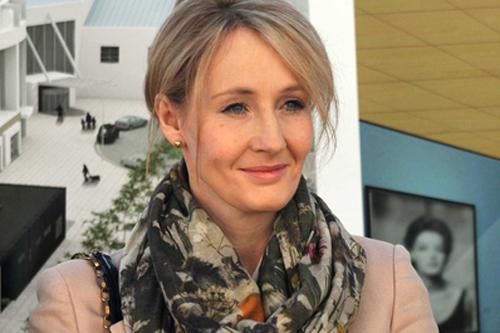 JK Rowling Time Capsule