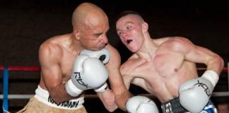 Iain Butcher (left)