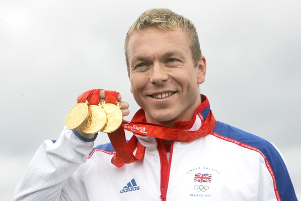 Olympian Sir Chris Hoy is rated AA, meaning he can command upwards of £25,000