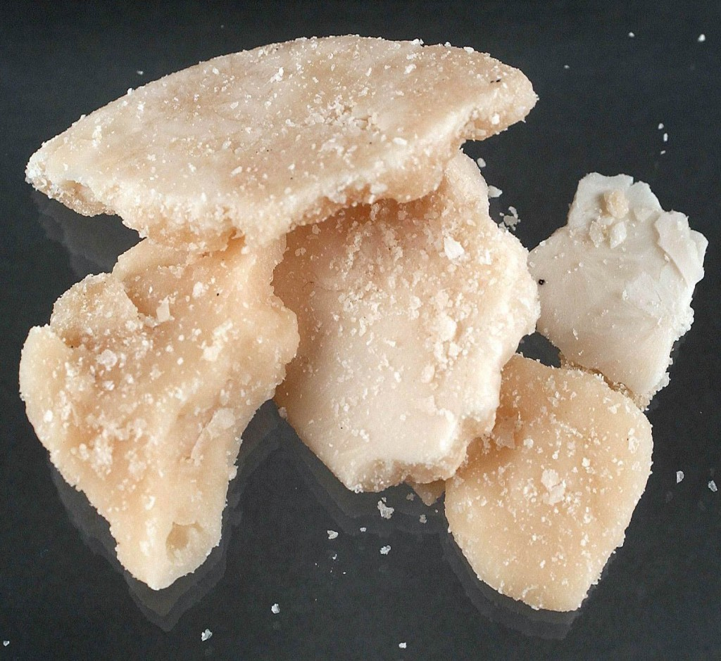 Cash and crack cocaine have been recovered by Grampian Police