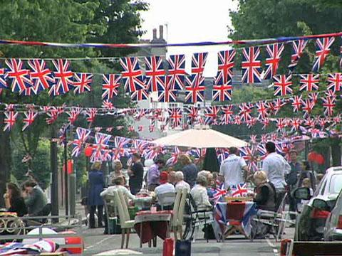 The United Kingdom will be celebrating all things British on Jubilee day