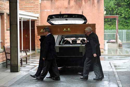 It is hoped that by dropping the fee the government will lessen the burden of funerals on families