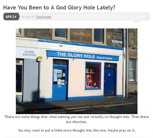 Church condemns pranksters- Viral News Scotland