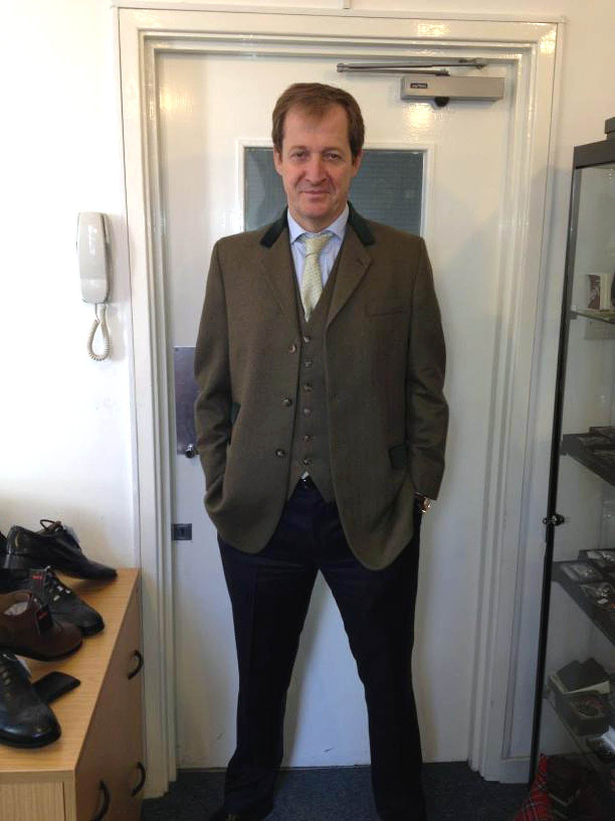 "Alastair Campbell left Kezia Dugdale off his list of ""great"" Scottish women"