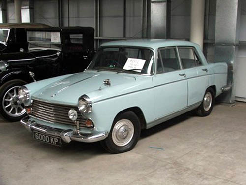 The Morris Oxford is one of the few cars Churchill registered in his own name