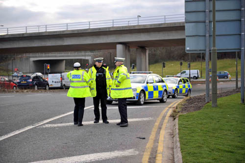 The CCTV team at Glenrothes was responsible for police detaining 800 suspected offenders