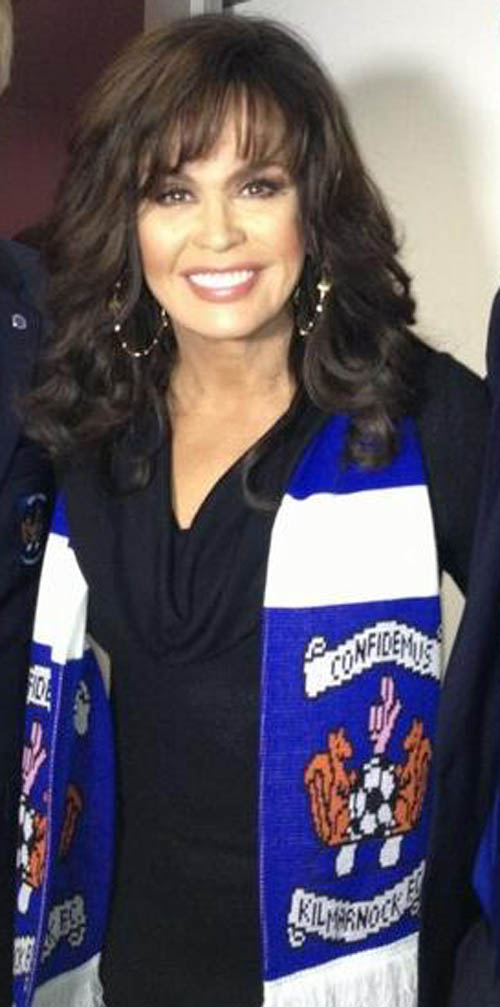 "Marie Osmond ""forgot"" her donated Killie Pies"