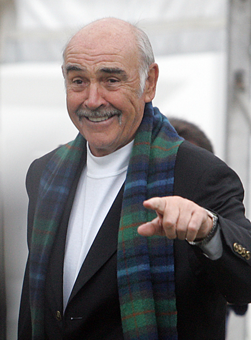 Sir Sean Connery has appeared in over 70 films to date