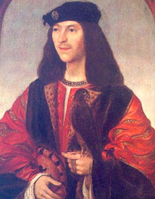 King James was slain at the Battle of Flodden