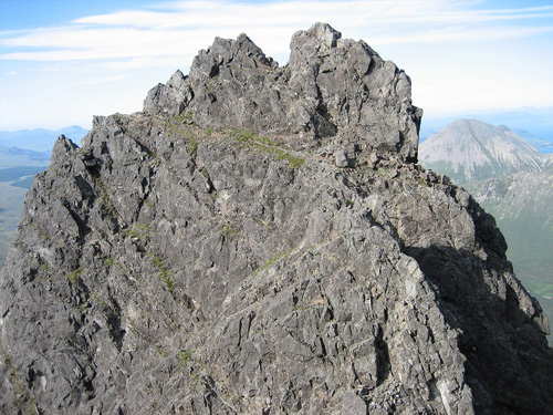 The survey will determine which of the Munro's peaks are the highest