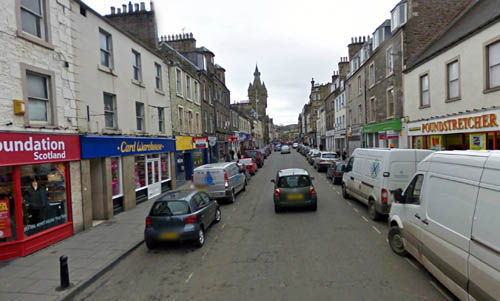 The real thing: police in Hawick are currently most concerned about moped use by local kids