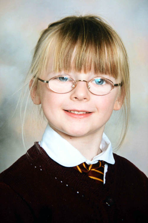 Chloe suffered from asthma  but was otherwise healthy until receiving the swine flu jab
