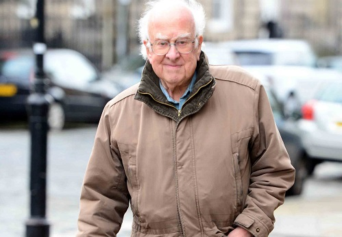NOBEL Prize winner Professor Peter Higgs will be given the freedom of Edinburgh, it has been revealed.
