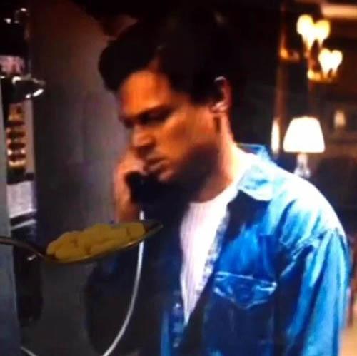 Now his new vine features Leonardo Di Caprio refuses to eat his cereal
