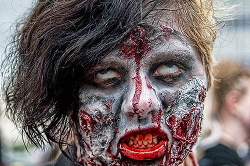 The undead are set to take over Edinburgh, and you can apply to be one of them. Pic: Bob Jagendorf