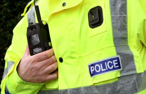 Pic Katielee Arrowsmith/Deadline News..Lothian and Boarders Police