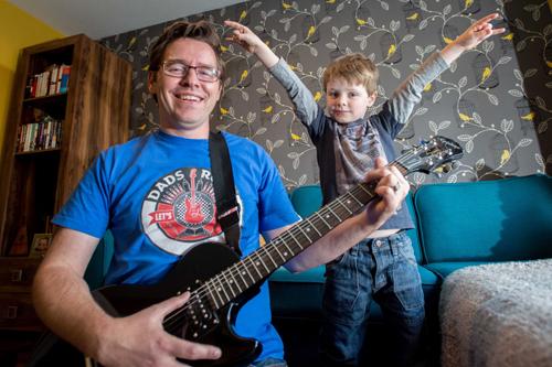 Dad's Rock,