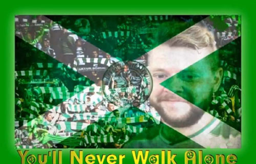 A tribute put together by a fellow Celtic fan