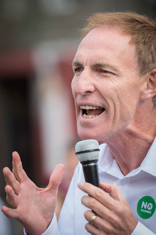 The Jim Murphy Twitter users should have been directing their questions at.