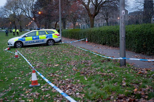 Leith Links attack