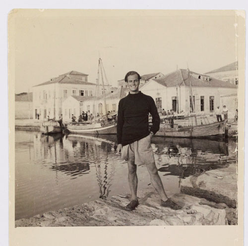 Leigh Fermor in Greece 1946