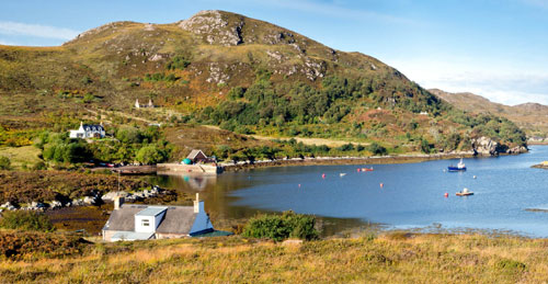 The Summer Isles were first occupied by the Vikings
