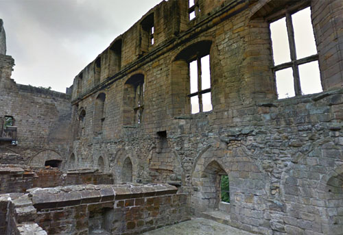 Dunfermline Abbey & Palace,
