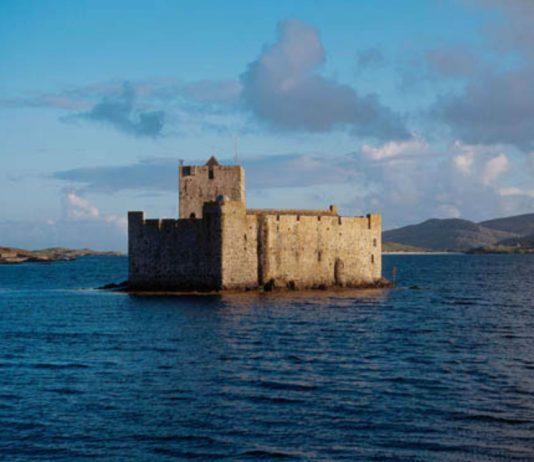Kisimul Castle in Birlinn. By Deadline News, Scotland's leading press agency- Scottish News