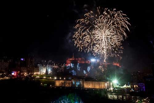 Edinburgh Hogmanay