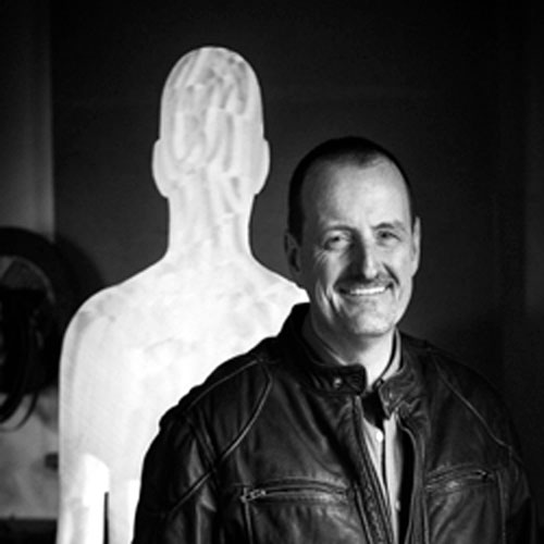 Rob Mulholland designed the statue