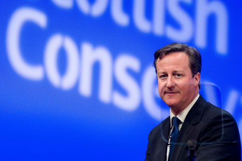 The bet is the biggest yet placed on David Cameron returning to No 10
