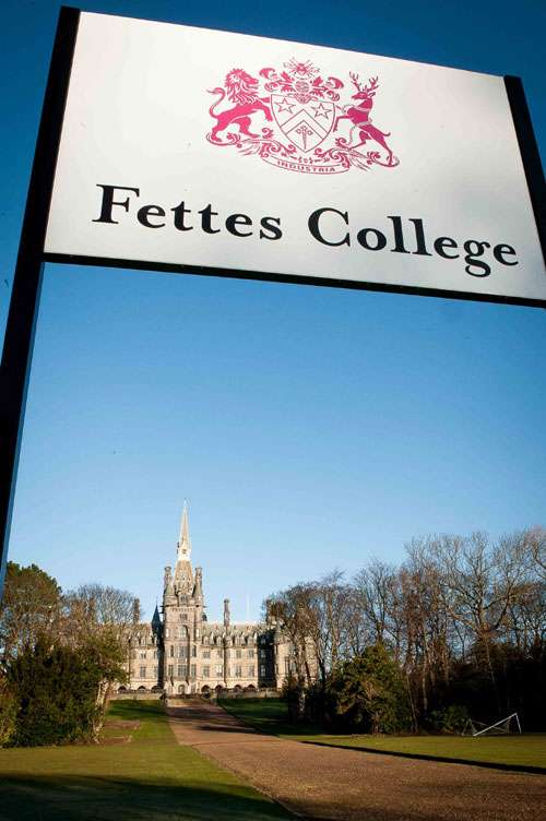 Fettes collage- Business News