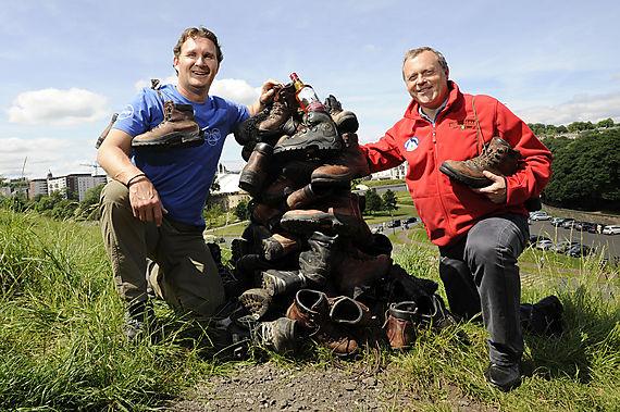 All money raised will go towards Scottish Mountain Rescue