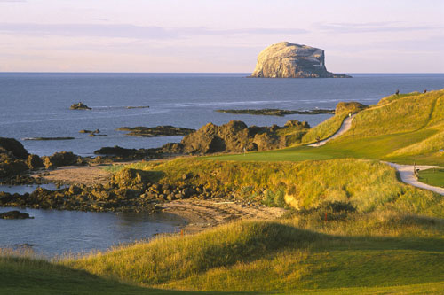 Bass Rock won Landmark of the Year