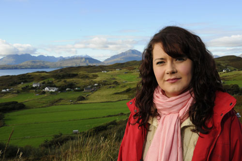 Màiri MacDonald returns to the island home she deserted eight years ago