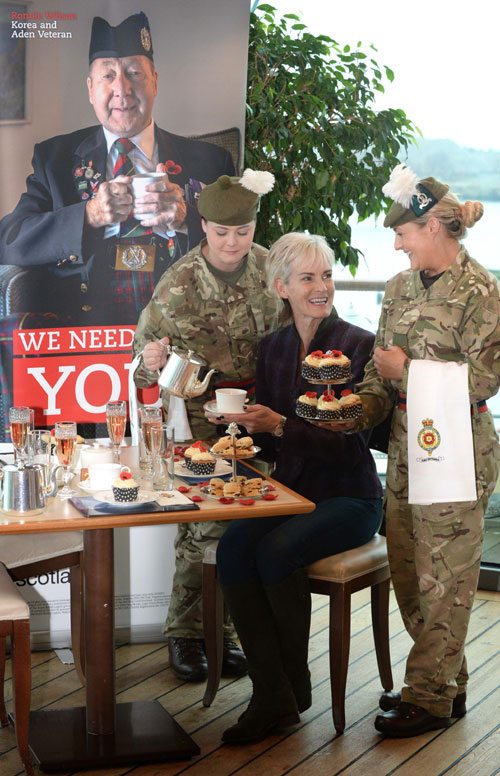 Scots are being urged to host their own Tea & Toast meetings