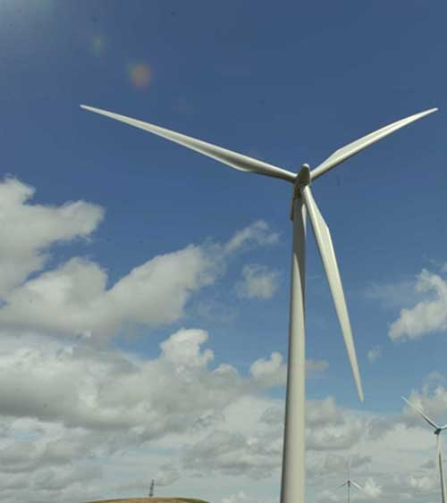 Consent has been granted for the new wind farm