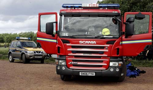 The fire service is facing a funding black hole