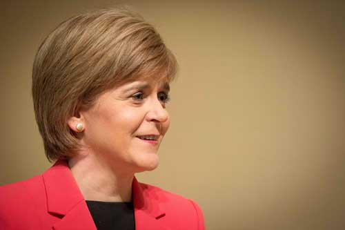 The First Minister announced the additional funding last week