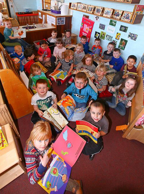 Organisers hope as many children as possible get involved