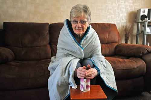 Fuel poverty is said to occur primarily among the elderly