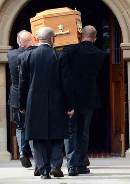 Funeral costs are expected to rise further still