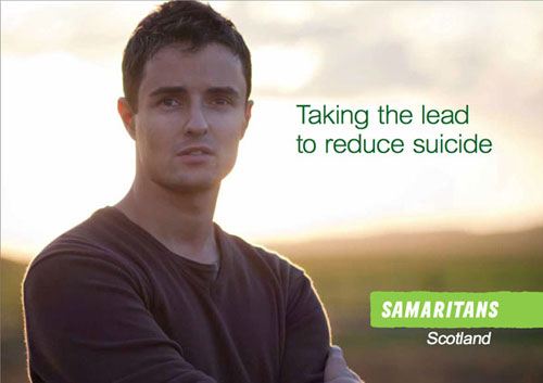 Suicides in Scotland have dropped by almost 20%