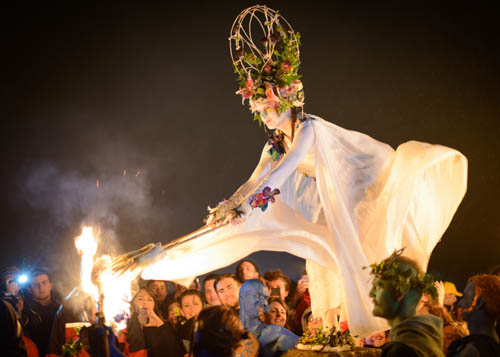 The Beltane Fire Society 2014