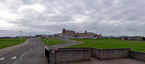 The incident happened at Fraserburgh Academy in 2013